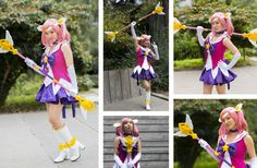 Star Guardian Lux from League of Legends I've always wanted to be a magical girl, and now in the name of Demacia, I will punish you! Well, maybe I can't say always. However, with the ad…