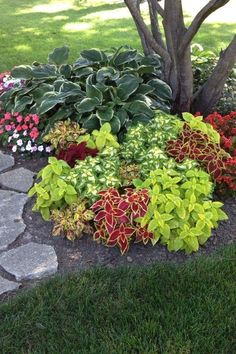 Cheap landscaping ideas for your front yard that will inspire you – Lovelyving - DIY Garten Landschaftsbau Garden Yard Ideas, Backyard Ideas, Garden Art, Easy Garden, Front Yard Ideas, Garden Layouts, Front Yard Design, Small Garden Decoration Ideas, Front Yard Landscape Design