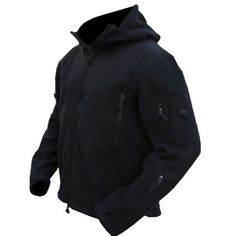 Honesty Us Military Man Fleece Tactical Jacket Outdoor Thermal Breathable Sport Hunting Polar Hooded Coat Outerwear Army Clothes To Win A High Admiration Sports & Entertainment
