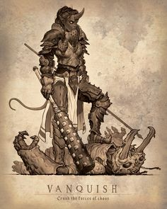 Vanquish Tiefling Paladin by Mike Faille - Your Daily Dose of Amazing beautiful Creativity and Digital Art - Fantasy Characters: Archers Assassins Astronauts Boners Knights Lovers Mythology Nobles Scholars Soldiers Warriors Witches Wizards Fantasy Character Design, Character Design Inspiration, Character Concept, Character Art, Concept Art, Character Ideas, Dungeons And Dragons Characters, D D Characters, Fantasy Characters