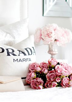 Luxury faux blooms and home decor from