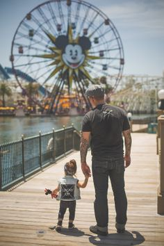 so freaking cute  - disneyland rockabilly
