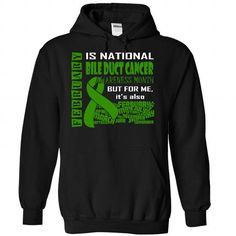 National - Bile Duct Cancer - #gifts for boyfriend #gift friend. CHEAP PRICE => https://www.sunfrog.com/LifeStyle/National--Bile-Duct-Cancer-8050-Black-Hoodie.html?68278