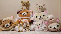You Hurt Me, Rilakkuma, Teddy Bear, Cartoon, Toys, Animals, Activity Toys, Animales, Animaux