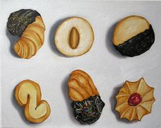Italian Cookies by Vic Vicini