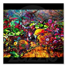 Poster-Stained Glass-Tiffany 20