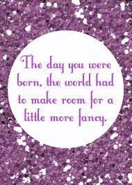18 Best Quotes For On The Day You Were Born Images Positive