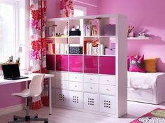 habitaciones juveniles de Ikea: