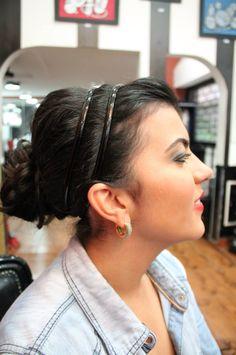 Penteado by Babi Carvalho Em Circus Hair