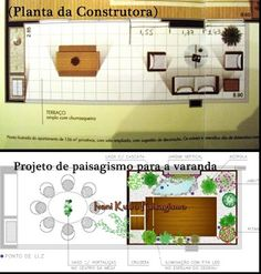 Ivani Kubo Paisagismo: Jardim com Lago na Varanda do Apartamento