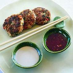 'Thai' fish cakes