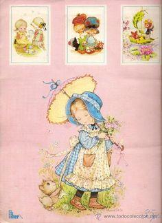6531 - ALBUM DIAS FELICES AÑO 1981. CROMOS) Sarah Key, Holly Hobbie, Painting Tattoo, Body Painting, Halloween Wood Crafts, 3d Chalk Art, Dark Fantasy Art, Black And Grey Tattoos, Face Art