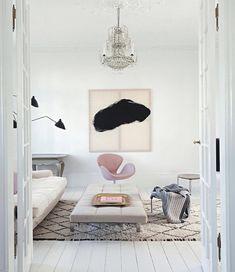 living room // Vogue Living