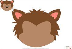 Busy Little Bugs - Halloween playdough mats werewolf make a face Fine Motor Activities For Kids, Toddler Activities, Teaching Kindergarten, Preschool, Wise Owl, Animal Faces, Album, Learning Games, Rainy Days