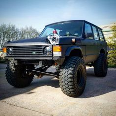 Range Rover Classic, Range Rover Evoque, Range Rovers, Land Rover Discovery, Custom Cars, Concept Cars, Offroad, Cool Cars, 4x4