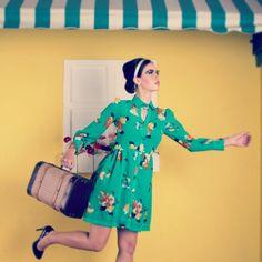 Where to go #fashion #vintage Photo by dreulona