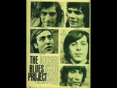 The Blues Project - Two Trains Running - Live 1981-- The Blues Project is a blues, rock, psychedelia band from the Greenwich Village neighborhood of New York City that was formed in 1965 and originally split up in 1967. While their songs drew from a wide array of musical styles, they are most remembered as one of the earliest practitioners of psychedelic rock, as well as one of the world's first jam bands.