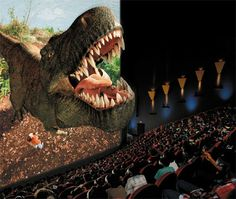 Learn about the wonders of the natural world from the comfort of a theater seat at the Johnson IMAX at the National museum of Natural History. We saw T-REX with Riverhill School November 2003 3d Kino, Melbourne Museum, 3d Cinema, Holidays With Kids, Scary Movies, Movie Theater, Theatre, National Museum, T Rex