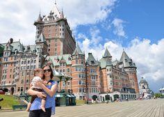 Quebec City, um pedaço da Europa no Canadá - Baianos no Polo Norte