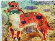YEHA-NOHA o EL CANTO o GRITO del ALMA!!! con arte de Sabir and Sventlana...
