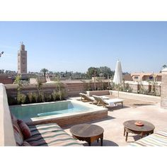 El Fenn - Marrakech, Morocco Nestled in Marrakech's colorful medina, the sophisticated boutique-style riad El Fenn prides itself with 20 exclusively designed suites, a private riad, 3 gorgeous.