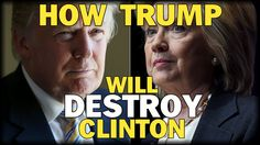 LEARN HOW TRUMP WILL DESTROY HILLARY CLINTON FROM TRUMP INSIDER ROGER STONE  10 minutes
