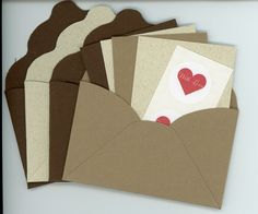 Coffee Collection - Gift card note sets
