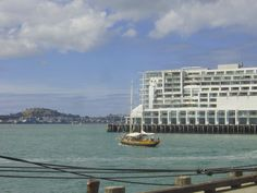 Viaduct Harbour, Auckland City. Auckland, Marina Bay Sands, New Zealand, Country, City, Building, Travel, Beautiful, Viajes