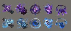 ArtStation - Crafting Ingredients - Dungeon Hunter 5, Markus Lenz