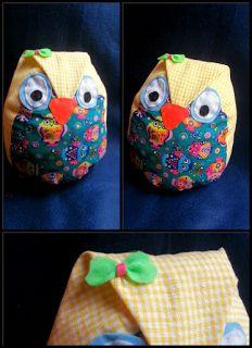 Κουκουβά κουκουβά Owls, Cotton Fabric, Coin Purse, Purses, Handmade, Handbags, Hand Made, Owl, Cotton Textile