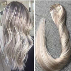 Piano Color Blonde Hair Color for 2018. Do you want to have a try? #ugeat#clipinhair#humanhair#blondecolorhair