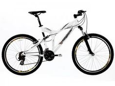 362d6d43cf45a Bicicleta Track   Bikes TK Full Mountain Bike - Aro 26 21 Marchas Câmbio  Shimano Quadro Alumínio