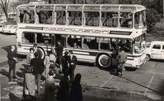 Autobús turístico '60 - Madrid