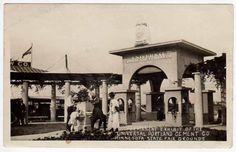 vintage Minnesota state fair photos | Real Photo Postcard Universal Portland Cement @ MN State Fair Grounds