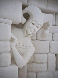 Kemin LumiLinna / The SnowCastle of Kemi Snow Castle, Finland Travel, Snow Sculptures, Snowball Fight, Good Neighbor, Saunas, Europe Destinations, Romanticism, New Things To Learn