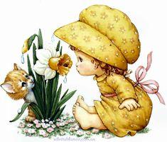 Adiós, poesía Alfonsina Storni Teddy Pictures, Cute Pictures, Sarah Key, Cartoon Girl Images, Nostalgic Art, Decoupage Vintage, Holly Hobbie, Baby Art, Baby Decor