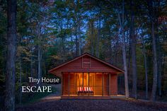 Tiny House ESCAPE In