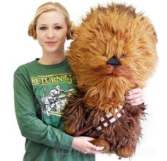 Chewbacca -- He WILL be mine -- OH YES! -- He WILL be mine!