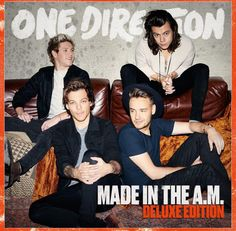 Two years of Made In The A.M.!!!! The boys said they made this album for us to listen to it when they are in their hiatus but little did we know they all started releasing solos and tours and I couldn't be any more proud. I have a feeling they will come back together and I hope they do but if they don't it's ok because all that matters is their happiness and what they love doing.