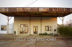 Unique Converted Homes - CNBC