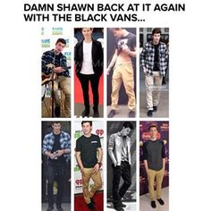 Damn Shawn back at it again stealing my heart