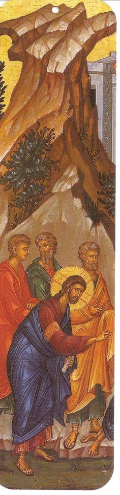Byzantine Icons, Byzantine Art, Religious Icons, Religious Art, St Columba, Images Of Christ, Christian Artwork, Jesus Painting, Life Of Christ