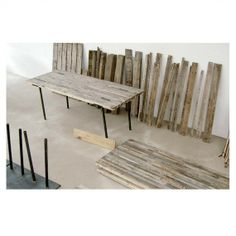 Tables Design, Tables - MERCI