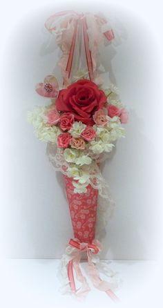 Valentine Day Gift Valentine Tussie Mussie by uniqueboxboutique, $25.00
