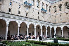 Boston Public Library Wedding...love!