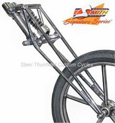 how to build girder fork - Google Search