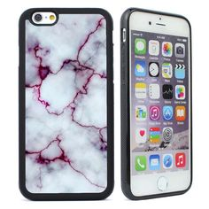Cute Marble Pattern Rubber Case Cover for iPhone  4S 5 5S 5C 6 6S Plus Back Case #UnbrandedGeneric