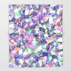 Lazer Diamond Art Print by Bitart - X-Small Wall Prints, Canvas Prints, Best Duvet Covers, Framed Art, Wall Art, Diamond Art, Diamond Design, Online Art Gallery, Abstract Expressionism
