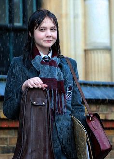 "An Education, starring Carey Mulligan. ""If you never do anything, you never become anyone."""