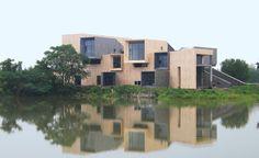 Gallery - Xixi Wetland Art Village / Wang Weijen Architecture - 2